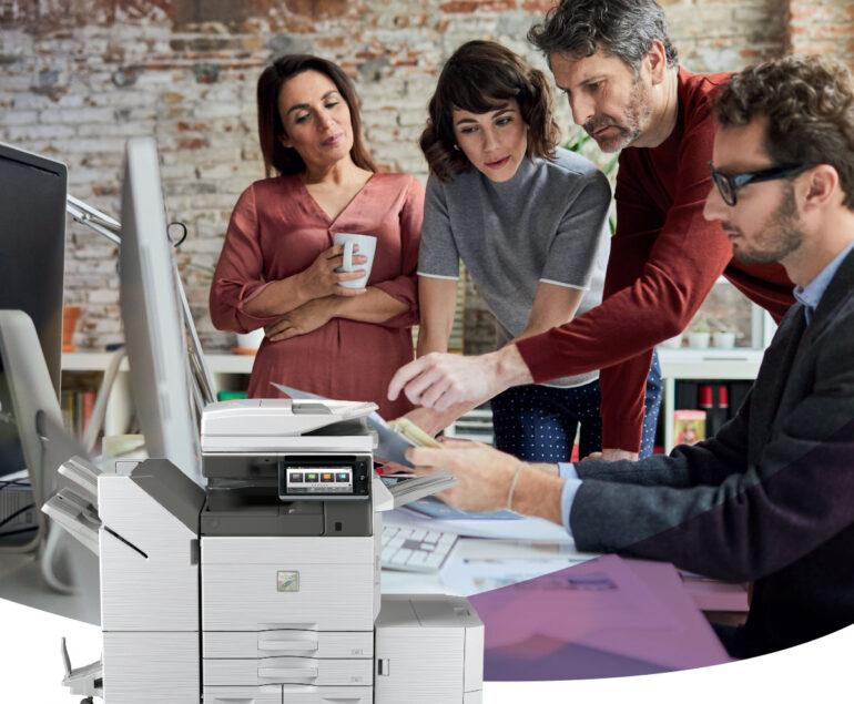 sprzedaż wynajem drukarek